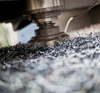 Business processes: machining